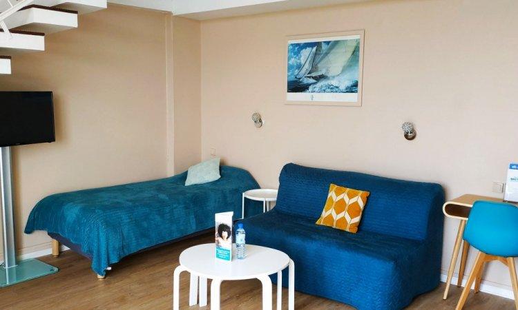 Duplex/chambre familiale